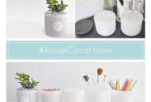 How to Reuse Candle Jars | Reuse Circa Home