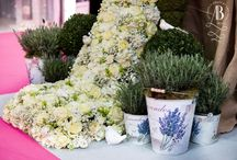 Amie Bone Flowers / Amie Bone Flowers will be at our London, Olympia show this autumn, on stand H55 - don't miss out on visiting this beautiful floral display / by The National Wedding Show
