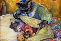gatos solo gatos