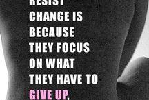 For motivation