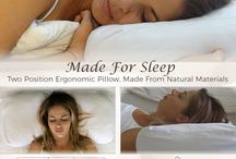 Made For Sleep - Two Position Pillow