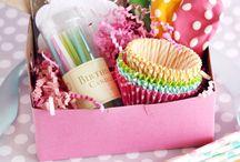 Gift box ideas....