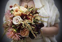 Wedding flowers & reception / by Kristin Clay