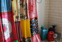 Scarves, Doilies, Lace, Hankies & Sweaters: Upcycle Repurpose Recycle Reuse DIY / Things to make with vintage hankies, doilies, scarves, bandannas, tea towels, sweaters, etc! (textile projects)