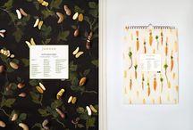design . calendário