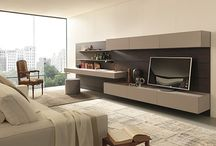Interiors + living room