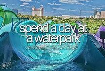 *Summer Bucket List *