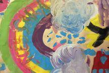 expresionismo abstracto / Tablero ies la eria