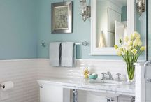 master bath / by Kelly Hyer