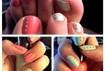Nails! / by Christy Ledesma-Diaz