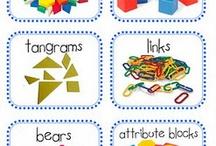 Classroom Ideas / by Chrystal Barnum