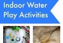 indoor water activities