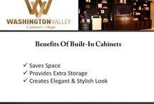 Built-In Cabinets Basking Ridge NJ