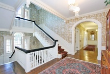 A Gilded Age – Extraordinary Interiors / Houses that make our old Victorian home look like a shack. http://victoriaelizabethbarnes.com/about-the-house/