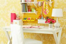 Small Space Storage Solutions / by Linda Fountain