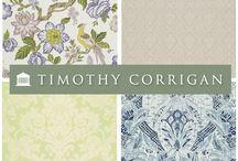 TImothy Corrigan Collection for Schumacher