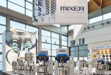 Mixer - Sigep / Act Events Allestimenti fieristici Exhibition stand display