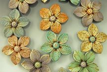 0 deco • ceramic flower
