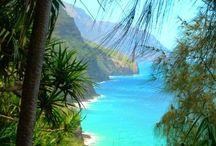 Amazing locations