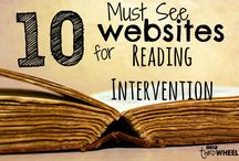 Intervention Resources! / A collection of ideas that you can use to gain resources for your intervention sessions.