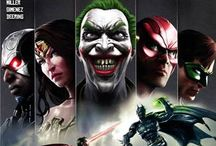 Mini Séries - Super Heróis