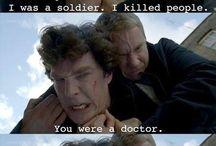 Sherlock fans
