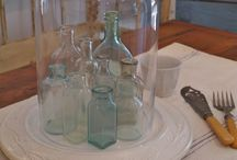 Cloches en verre