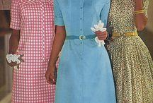 my 1960s dress code