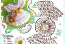 crochet baby shower