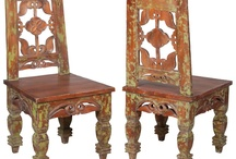 Moroccan Escape / Beautiful, exotic Moroccan furniture from BelleEscape.com
