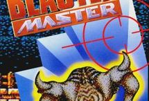 Retro Video Games / by Dan Gheesling