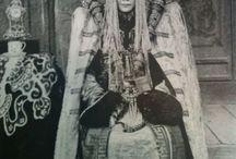 costumes mongols