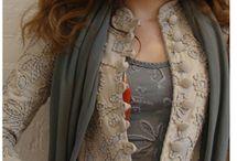DIY Fiber Stitch Sew 1 / by Marta McCall
