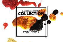 GC NAIL COLLECTION / a collections of Gallery Cosmetics nail varnishes