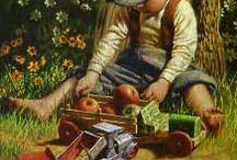 Jim Daly / pinturas