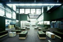 Cargo/shipping container - Architecture