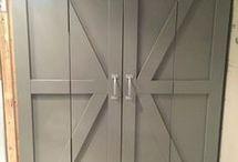 Garage- Doors