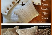 Creative: Pillow cases & blankets