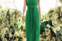 Go green! / Green ideas for a green wedding!