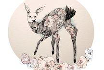 Emilia Kannosto Illustrations / Emilia Kannosto Ilustrations