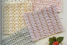 Crochet...pattern vari