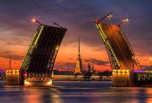 мой город Санкт-Петербург