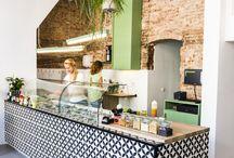 Salad & the City / Salad & the City Amsterdam interior