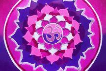 Miss Synchronicity's Art / Mandala and sacred geometry artwork