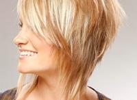 hair styles / by Janie Wilson