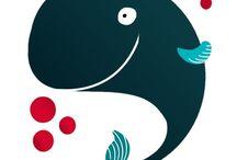 Animals / Illustrazioni di animali