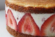 Kekler ve Pastalar / Cakes