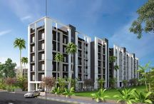 SHRIVATS - Latest residential project in Raja Ram Mohan Roy Road. / ShriVats is latest residential project in Raja Rammohan Roy Road. Offering 2,3,4 BHK flats 4400 psf Onwards.