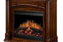 Dimplex Mantels/ Fireplaces