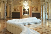 Curved Sofas and Benches